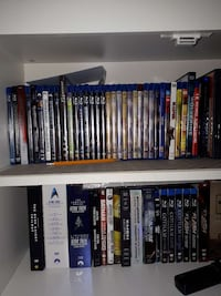 assorted blue ray and DVD movie case lot all new  Regina, SK, Canada