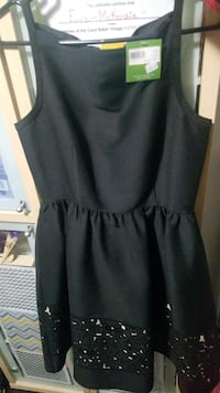 Black Kate Spade dress. Size four. Toronto, M9V 1N8