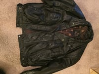 Byrnes & Baker men's leather jacket size large Cockeysville, 21030