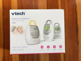 VTech Audio Baby Monitor