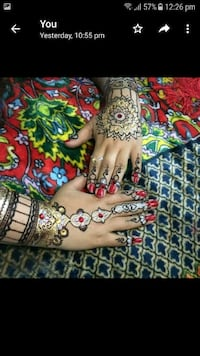 Henna and waxing free. Toronto, M1G 1X5