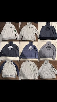 Authentic Roots Sweaters Double XL  $40 Each Toronto, M2R 3B1