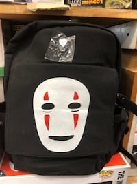 Studio Ghibli no face backpack Los Angeles