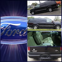 2005 Ford Excursion Limited 5.4L Capitol Heights