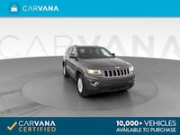 2015 *Jeep* *Grand* *Cherokee* Altitude Sport Utility 4D suv GRAY Downey