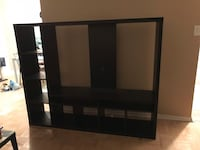 IKEA tv unit. Barely used just a little dusty  Hamilton, L8T 1S7