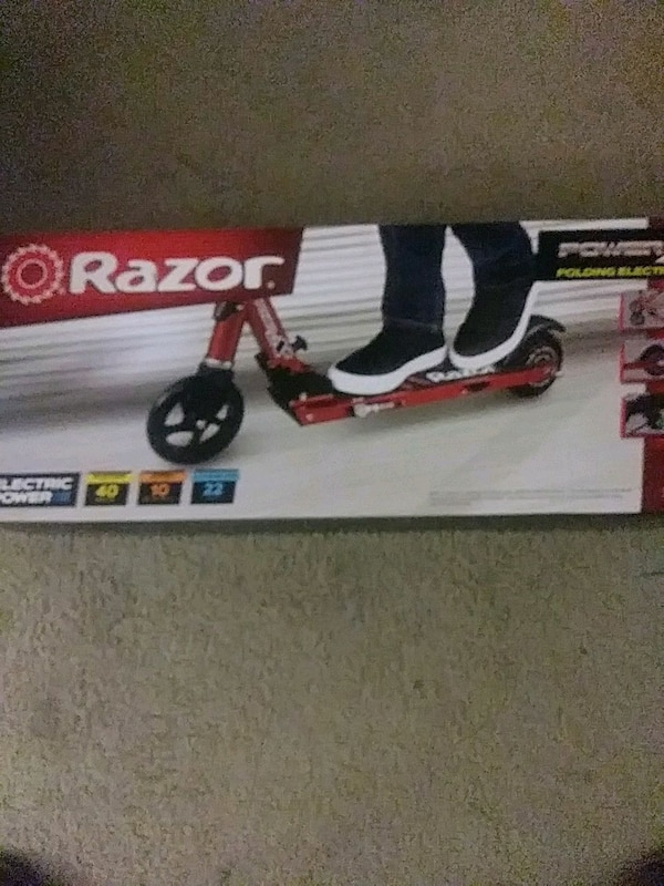 Used Razor Power A2 Scooter For Sale In San Jose