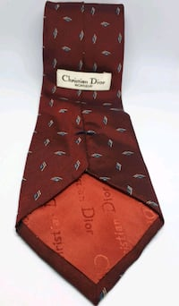 Authentic Vintage Christian Dior Silk Neck Tie  Winnipeg, R3T 4Z7