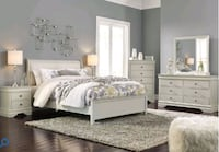 ✔Brand New Ashley Jorstad Gray 4 Piece Bedroom Set✔$39 Down  Odenton, 21113