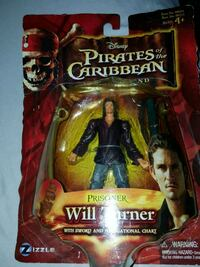 Will Turner action figure Puyallup, 98371