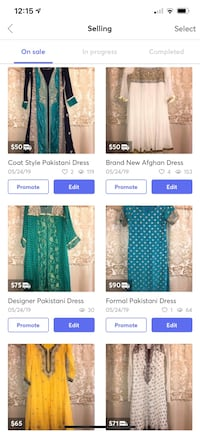 BUNDLE of 10 Pakistani Party Outfits Springfield, 22150