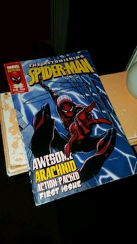 Spiderman comic 2007 offers people  Woodford, IG8 8DU