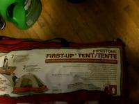 (FirstUp) 5 person tent  Red Deer, T4N 2W7