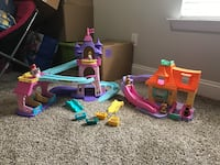 toddler's assorted-color plastic toy lot Madison, 35758