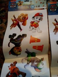 Paw patrol decals for wall Derby, 06418
