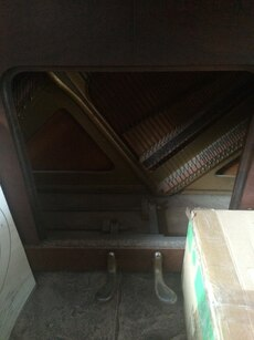 Gulbransen Player Piano