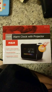 RCA RCPJ-100 Digital Alarm Clock with timer Mississauga, L5B 4M6