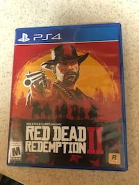 Red Dead Redemption 2 PS4 Belleview