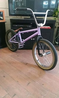 purple and pink BMX bike Phoenix, 85051