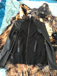 real leather fox jacket. Waterloo, N2L 3N6