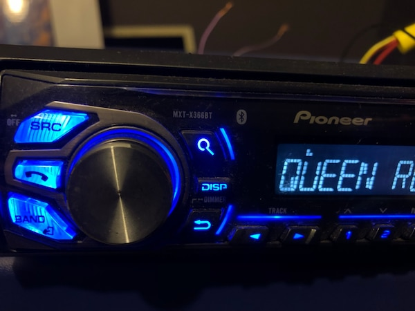 Used Sony car Radio, Bluetooth for sale in West Chester - letgo