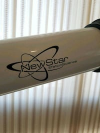 I have for sale a barely-used newstar efston science telescope Scarborough, M1K