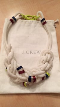 J.Crew necklace Ellicott City, 21042