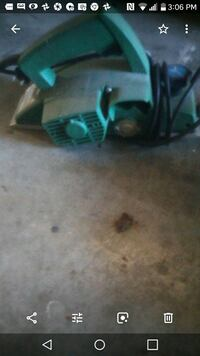 black and green push mower Vallejo, 94590