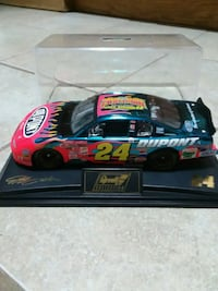 Jeff Gordon diecast cars 1781 mi