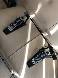 Double bass pedals drum  Los Angeles, 90044