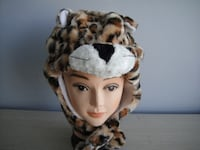 beautiful animal hat for winter 557 km