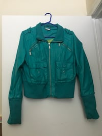 Leather Jacket Greenbelt, 20770