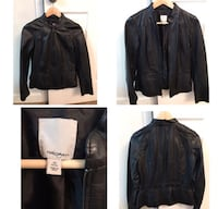 Women's leather jacket Woodbridge, 22192