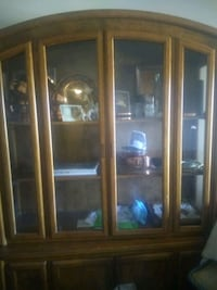 China Cabinet 2 piece Washington, 20019