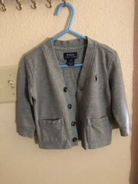 Gray Polo Ralph Lauren sweater Metairie, 70001