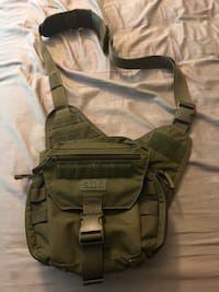 black and green backpack carrier Rancho Cucamonga, 91730