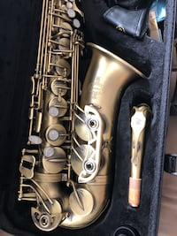 Buffet Crampon 400 Series Professional Aalto Saxophone Rockville, 20852