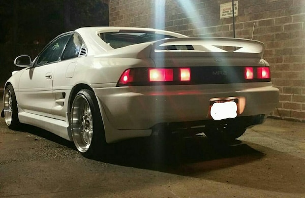 91 to 95 Toyota MR2 complete body kit