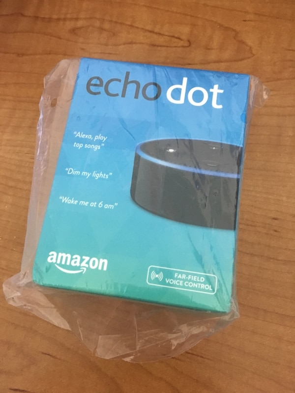 Amazon echo dot 2nd generation