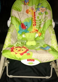 Great Condition Fisher Price Rocker or Seat. Glendale, 85302