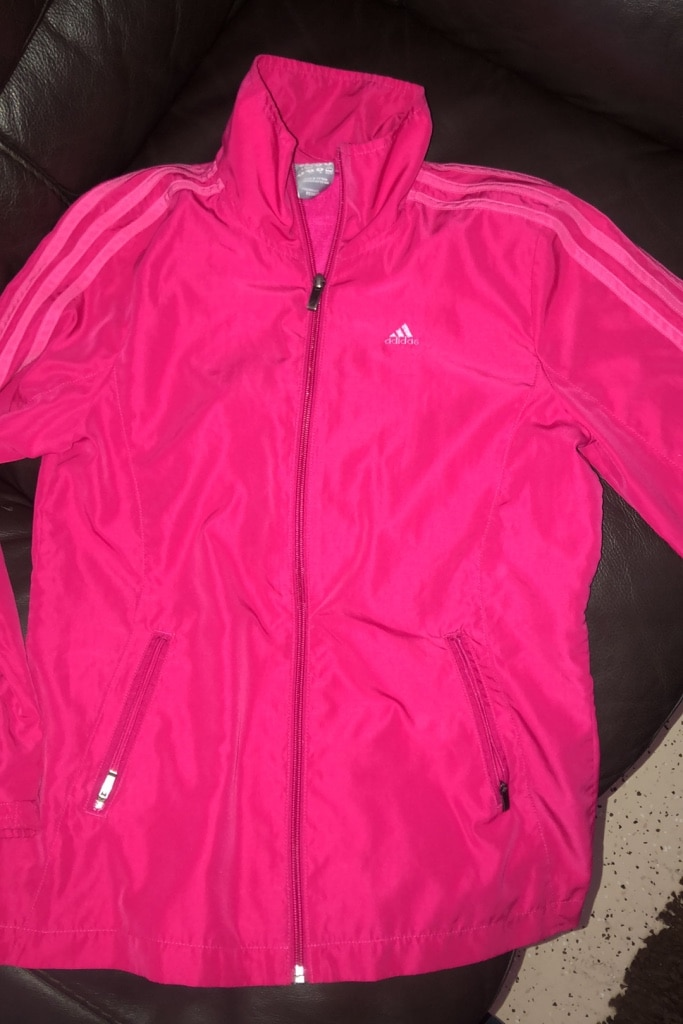 Photo Adidas Jacket only $5 like new!!