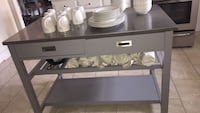Kitchen Island from Crate and Barrel Los Angeles, 90019