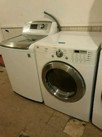 Lg top load washer large capacity and dyer excelle Elkridge, 21075