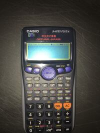 CASIO Kalkulator for VG1 - VG 3 studenter Røyken, 3440