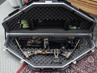 Matthers SQ2 Hunting Bow W/PSE Arrows Accessories SKB Hard Case Package Deal Woodbridge