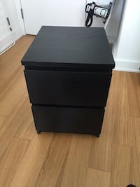 IKEA Malm 2 drawer chest / nightstand  New York, 11101