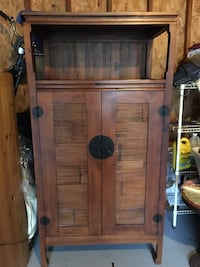 "Armoire:  73""H  37""W 24""Deep Princeton Junction"