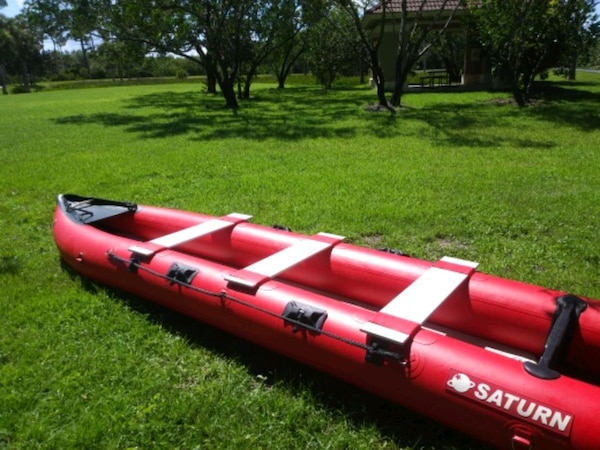 15 Saturn Inflatable boat