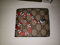 brown and black Gucci wallet Bergenfield, 07621