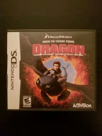 How to Train Your Dragon for Nintendo 3DS